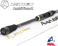 Спиннинг Zetrix Ambition-Z  ZZS-802M 7-28 гр.