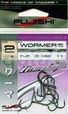 Крючки Original FUJISHI WORMER'S №2 (11шт/уп)