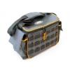 """Сумка рыболовная """"Следопыт"""" Base Lure Bag L, 36х22х15 см, цв. серый + 3 коробки Luno 20"""