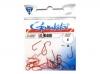 Крючки Gamakatsu LS-1040R №10 (red)