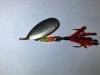 Блесна LEON Picador №4 (7гр) серебро