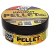 Пеллетс VAN DAF Halibut (Палтус) с отверстием под волос, 8 мм, банка 100 г.