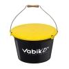 Ведро для прикормки Vabik 18л