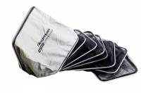 Садок Flagman прямоугольный 50x40cm Rubber mesh - 3.0m (внеш. Каркас)