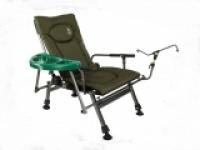 Кресло карповое складное Elektrostatyk F5R ST/P