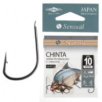 Крючки Mikado SENSUAL - CHINTA № 14 BN