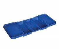 Раздвижная коробка для насадки с резьбой