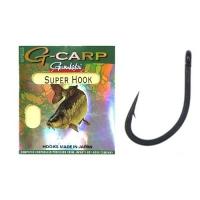 Крючки Gamakatsu G-CARP super №1