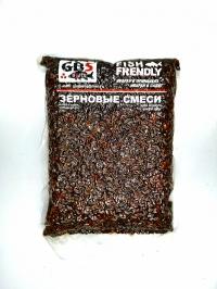 Зерновая смесь GBS Baits 1кг зерна конопли с перцем чили