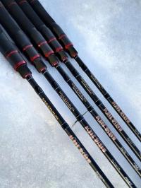 Maximus BLACK WIDOW -X 24ML 2,4 m 7-25 g 8-18 lb