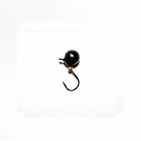 Мормышки  Вольфрам  Шар Sasame  0.9 г черный