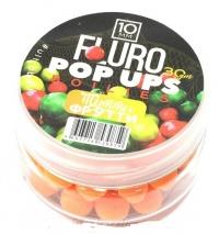 Pop Ups Ultrabaits Fluro Pop Ups Тутти-Фрутти 10мм