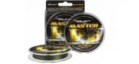 Шнур Select Master PE 150m 0.08мм 11кг темно-зеленый