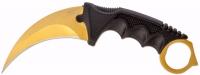 Нож керамбит из CS GO H-230 GOLD