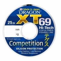 Леска DragonXT69   25m 0.12mm 2.25kg
