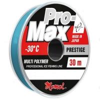 Леска поводочнаяMomoi Pro-Max 30m 0.181mm 3.8kg