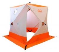Палатка зимняя куб СЛЕДОПЫТ 1,5 х1,5 м