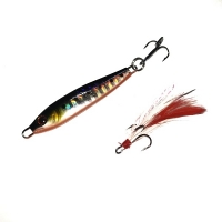 Пилькер Rosy Dawn Iron Minnow 53мм 12гр, цвет 6#