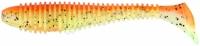 """Keitech Swing Impact FAT 3.8"""" (6 шт/упак) ц:pal#08 spicy mustard"""