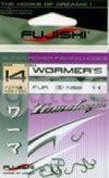 Крючки Original FUJISHI WORMER'S №14 (11шт/уп)