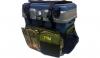 Чехол-рюкзак на зимний ящик TYM 168