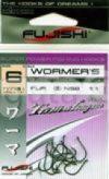 Крючки Original FUJISHI WORMER'S №6 (11шт/уп)