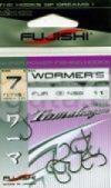 Крючки Original FUJISHI WORMER'S №7 (11шт/уп)