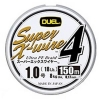 Пл.шн. Duel PE Super X-Wire 4 150m #1.5 10кг