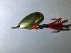 Блесна LEON Picador №4 (7гр) золото