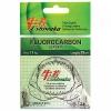 Поводок Ushiwaka Fluorocarbon 22кг/25см, 2шт