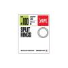 Кольца заводные LJ Pro Series SPLIT RINGS 04.0мм/03кг 10шт.
