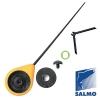 Удочка-балалайка зимняя SALMO SPORT 24,3 см жёлтая