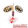 Блесна вращающаяся Lucky John BONNIE BLADE №03 6.4г цвет 001 в блистере