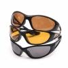 Поляризационные очки Aquatic в пластиковой оправе (цв. желтый)