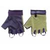Перчатки СЛЕДОПЫТ, зеленые, без пальцев, XL