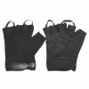 Перчатки СЛЕДОПЫТ, черные, без пальцев, XL
