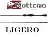 Спиннинг Mottomo Ligero MLGS-732EUL 220см/1-5g