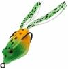 Мягкие приманки LureMax Лягушка Crazy Toad FR07 4.5см