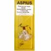 Оснастка Aspius для ловли жереха (тройник Mustad №4, флюорокарбон Sunline)